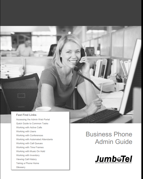 Phone System Admin Guide For JumboTel