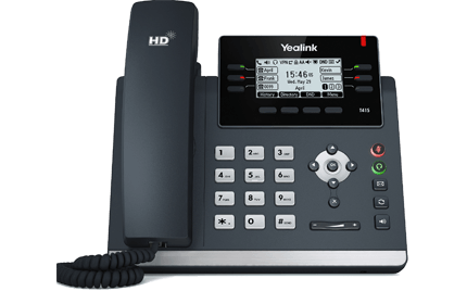 Yealink T41S Entry Phone