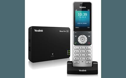 Yealink W56p Cordless Phone